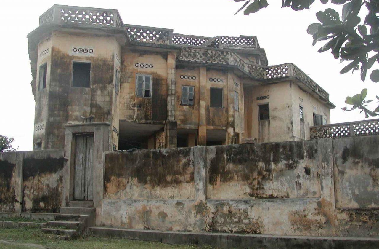 Maison à Hèvè